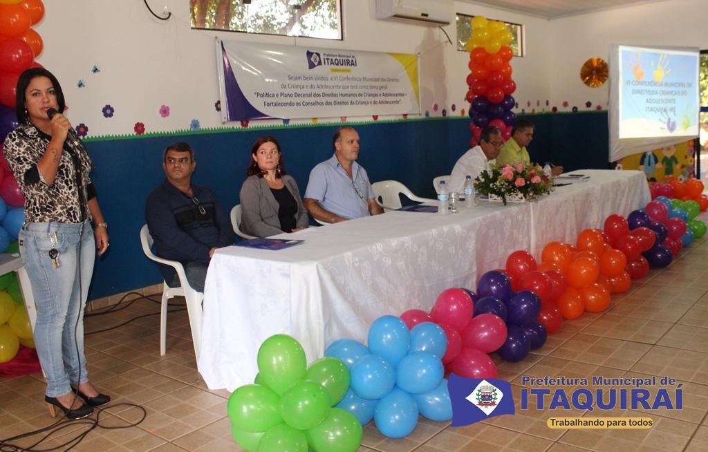 Secretária de assistência social maria fávaro destaca a importância da conferência visando articular as políticas para a criança e adolescente1